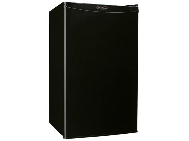 DANBY DCR032A2BDD Compact Refrigerator and Freezer, 3.2 cu ft, Black photo