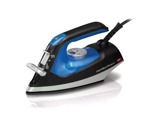Hamilton Beach 14525 1200w 2-In-1 Nonstick Iron & Garment Steamer photo