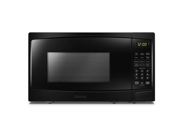 Danby DBMW0720BBB 0.7 Cu. Ft. Black Countertop Microwave photo