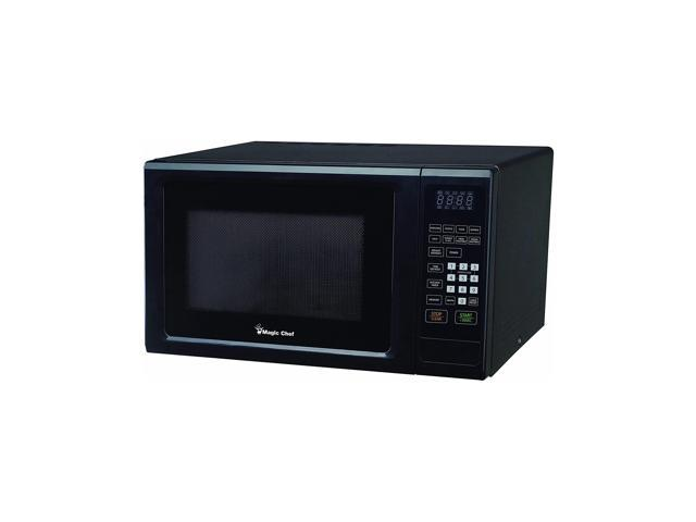 Magic Chef - MCM1110B - Magic Chef MCM1110B Microwave Oven - Single - 8.23 gal Capacity - Microwave - 10 Power Levels - photo