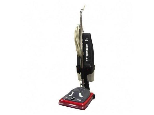 Electrolux EUKSC689A Lightweight Commercial Vacuum- 4-Position- 30ft. Cord- Red-Black photo