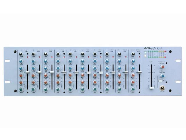 Alesis MultiMix 12R Rackmount 12 Channel Mixer photo