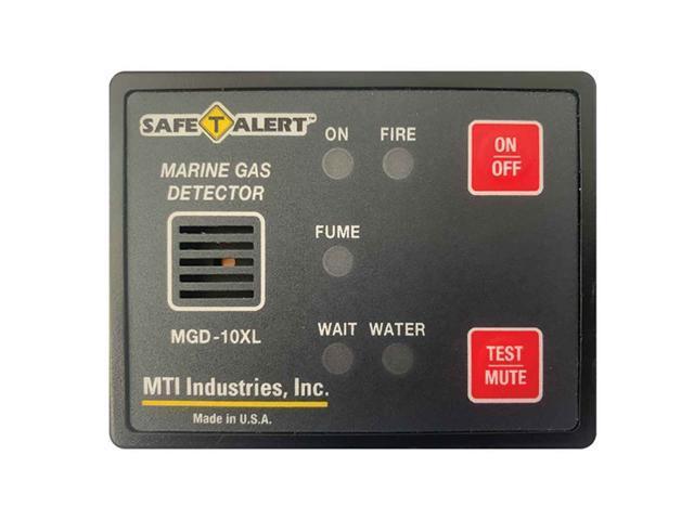 Safe-T-Alert Gas Vapor Alarm Fume, Fire, Bilge Water - MGD-10XL photo
