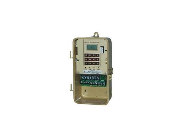 TORK DZS400BP Electronic Timer, Astro 365 Days, SPDT photo