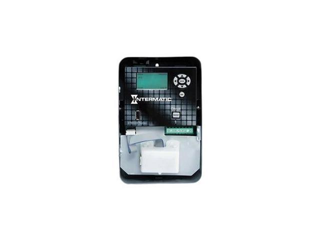 Intermatic Electronic Timer Gray ET90115CE photo