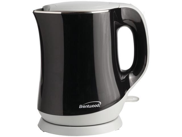 Brentwood Appliances 1.3L CoolTouch Electric Kettle KT-2013BK photo