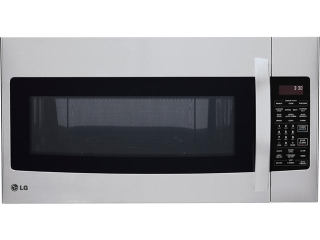 LG 1.7 cu. ft. Over-the-Range Convection Microwave Oven LMVH1711ST photo