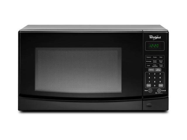 0.7 cu. ft. Countertop Microwave Oven with 700 Watts Cooking Power, 10 Power Levels, Electronic Child Lockout Feature and Removable Glass. photo
