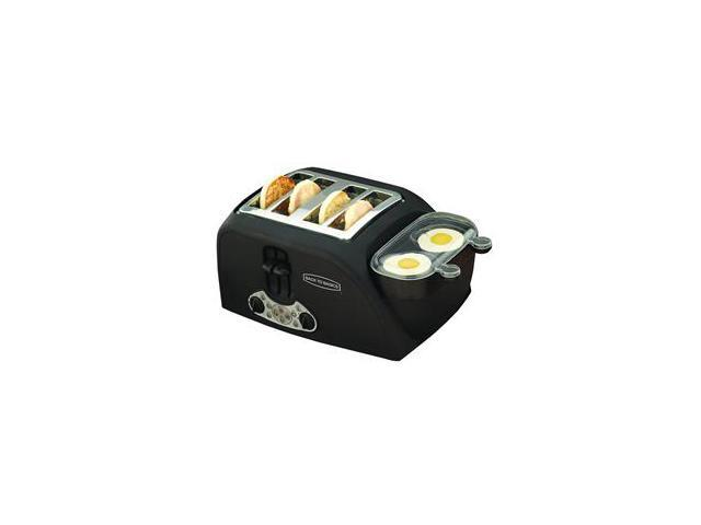 Back to Basics TEM4500 4-Slot Egg-and-Muffin Toaster photo