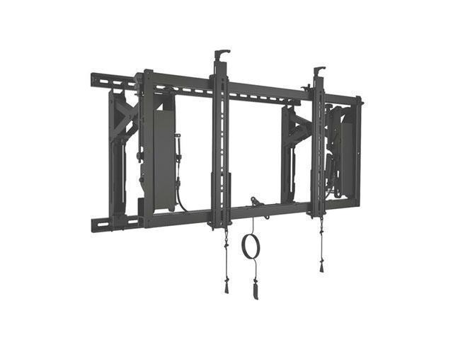 CHIEF MANUFACTURING LVS1U 42'- 80' Landscape TV Wall Mount LED & LCD HDTV Up to VESA 700x400 150lbs for Samsung, Vizio, Sony, Panasonic, LG, and.