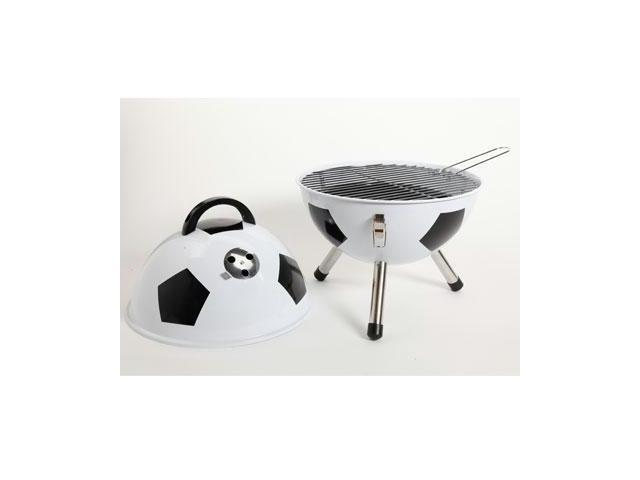 Gibson 107192.01 Soccerball Style Outdoor Grill photo