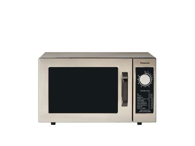 Panasonic 1000 Watt Commercial Microwave Oven NE-1025F photo