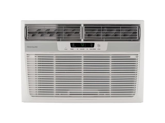 Frigidaire A/C FFRH1222R2- 12000 BTU Heat/Cool Window Air Conditioner, 230V - White photo
