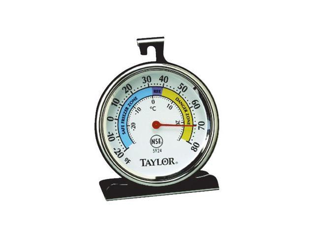 Classic Freezer and Refrigerator Kitchen Thermometer-REFRIG/FRZR THERMOMETER photo