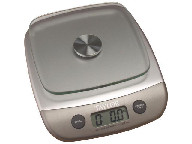 Taylor Precision 8lb Digital Food Scale 3800N photo