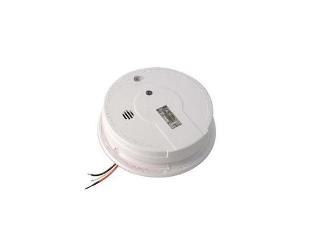 KIDDE - I12080 - Smoke Alarm - 120V AC/DC - Safety Light photo