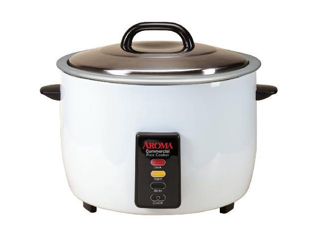 Aroma ARC-1033E Electronic 33 Cup Commercial Dry Rice Cooker photo