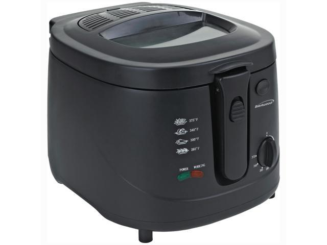 Brentwood DF-725 2.5 Liter Deep Fryer photo