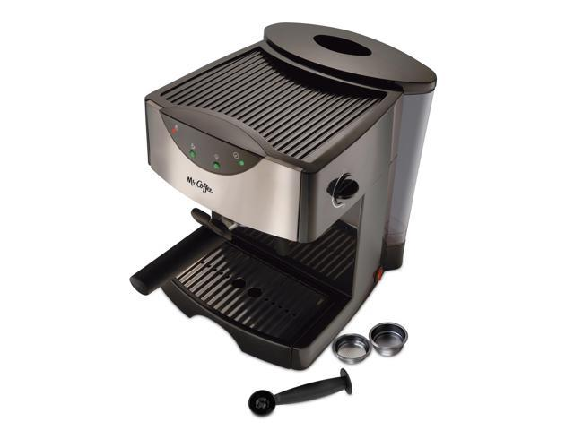 MR. COFFEE ECMP50-RB Pump Espresso Maker photo