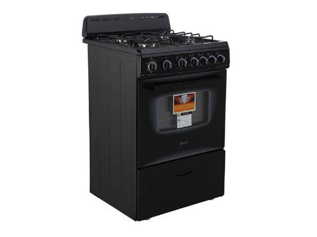 Avanti GR2415CB: Model GR2415CB - 24' Gas Range photo