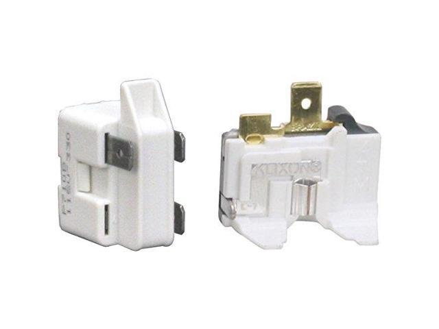 Emerson ER4387913 Erp Er4387913 Refrigerator Relay & Overload Kit For Whirlpool[r] photo