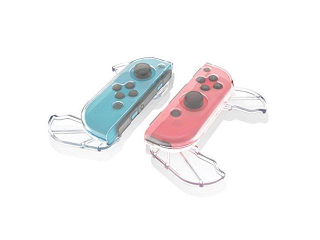 Nyko Technologies[r] 87231 Swivel Grips For Nintendo Switch[tm] (743840872313 Electronics Computer Components) photo
