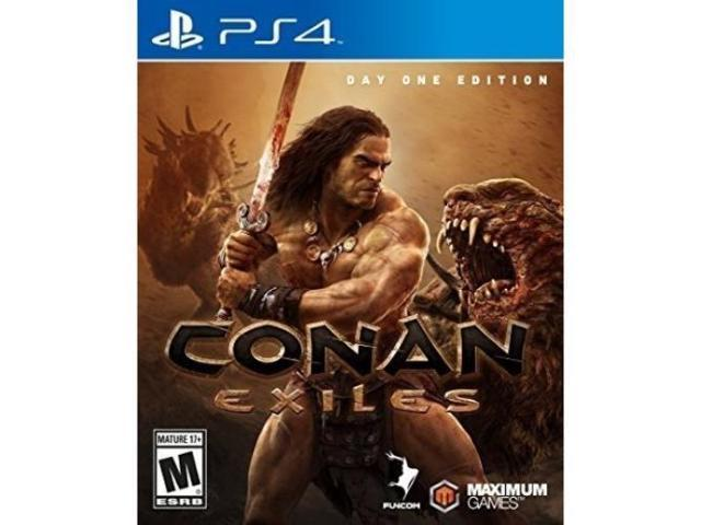 Conan Exiles for PS4 — buy cheaper in official store