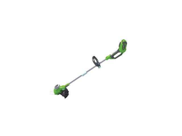 Greenworks Cordless GMax 40V 13' String Trimmer, 2Ah Battery & Charger (841821011109 Home & Garden Lawn & Garden) photo