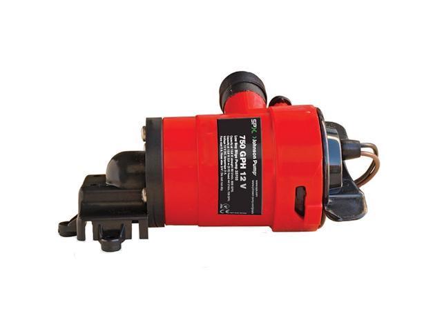 Johnson Pump Low Boy Bilge Pump - 1250 GPH, 12V - 33103 photo
