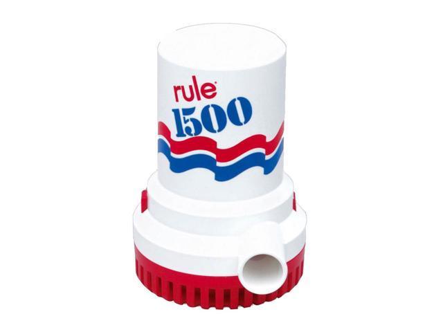 RULE 1500 GPH AUTOMATIC BILGE PUMP photo