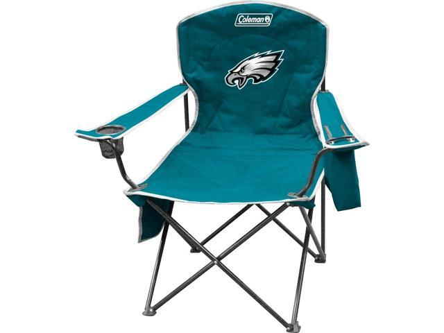 Image of Philadelphia Eagles Official NFL XL Cooler Quad Chair by Jarden 277225