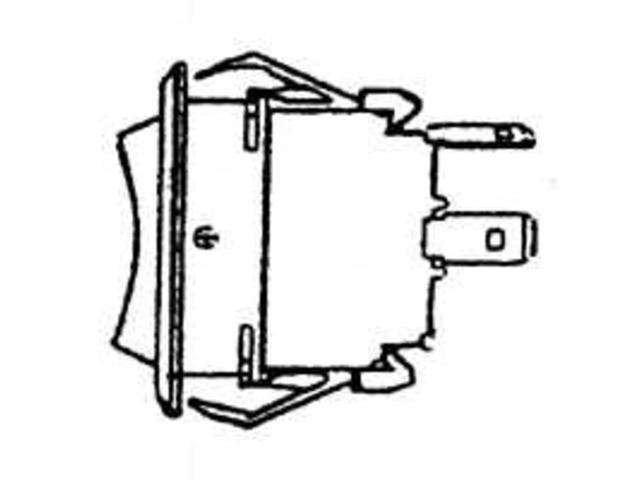 2Way Bilge Pump Switch United States Hardware Marine Accessories M-047C photo