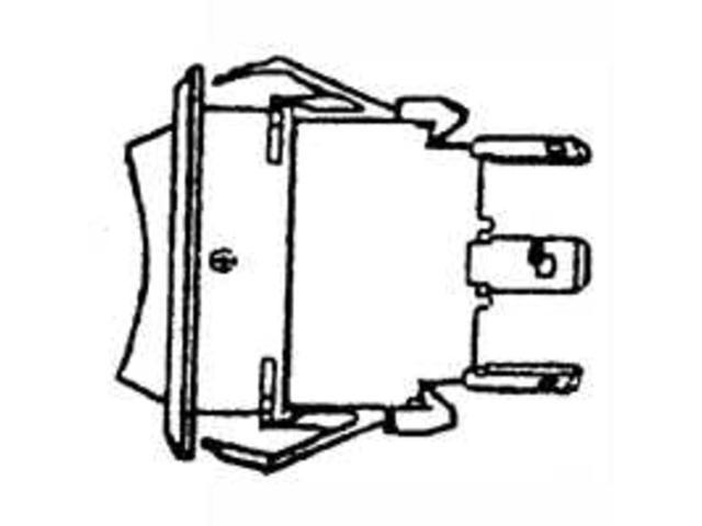 3Way Bilge Pump Switch United States Hardware Marine Accessories M-146C photo