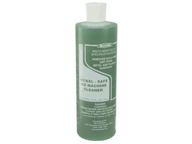 Ice Maker Cleaner 16 Oz Rectorseal Corp Janitorial - Cleaners 88312 photo