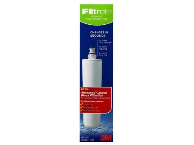 SYSTEM FLTRN WTR 0.5U FILTRETE 3M Under Sink Water Filters 3US-PF01 051131999770 photo