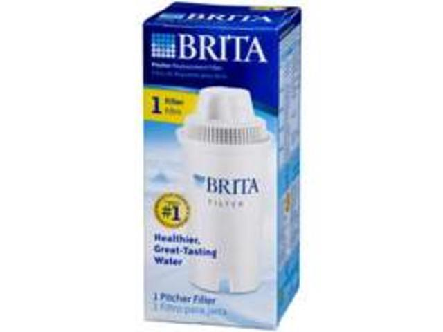 Brita Water Pitcher Replacement Filter - 1 per Package photo