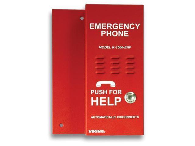 Viking Electronics - K-1500-EHFA - Simple Emergency/Elevator Phone Without Auto Dialing Emergency/Elevator photo