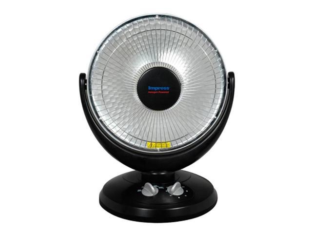 Impress 14-inch Halogen Element Parabolic Heater with Oscillation and Timer photo