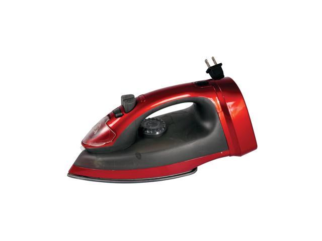 Impress IM-37R Iron 1200W Retractable Cord-Winder Series Red & Black photo