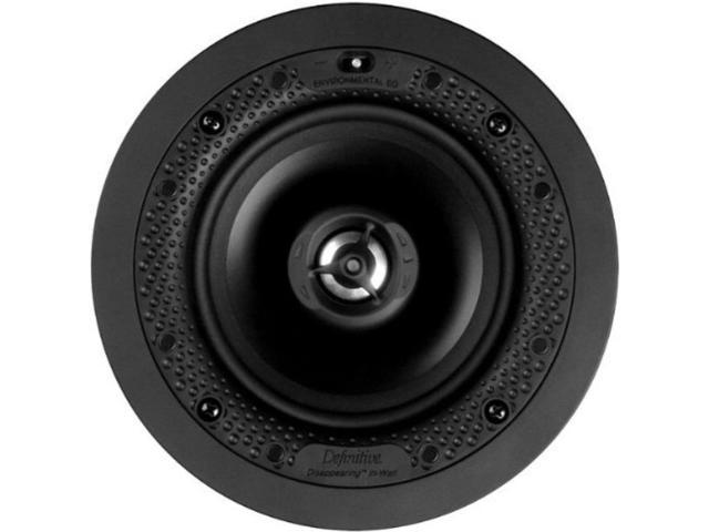 Definitive Technology UESA/Di 5.5R Round In-ceiling Speaker (Single) (093207063756 Electronics Audio Home Theater Systems) photo