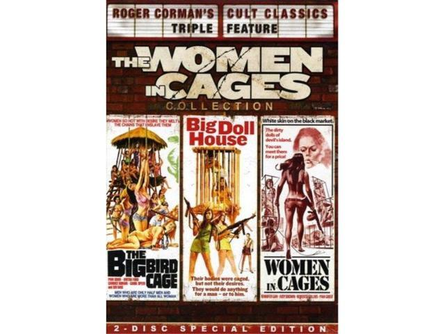 Big Bird Cage/Big Doll House/Women in Cages (826663125504 Media Dvds & Videos) photo