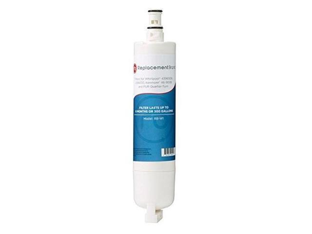 whirlpool 4396508 edr5rxd1 4396510 comparable refrigerator water filter photo