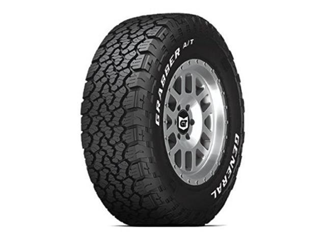 (1) New General Grabber A/TX 33X12.50R20LT/10 114S Tires