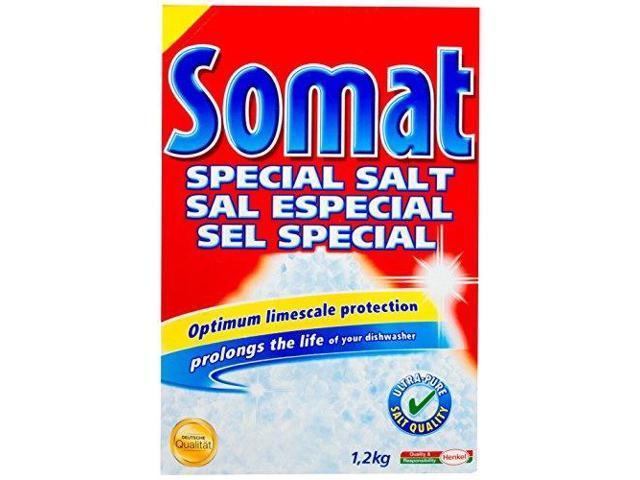 miele: somat dishwasher salt b1640 1.2kg/packaging may vary photo