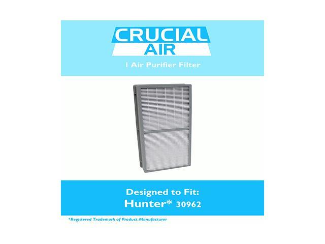 Hunter 30962 Air Purifier Filter Fits Models 30730, 30713 & 30730, Designed & Engineered by Crucial Air photo
