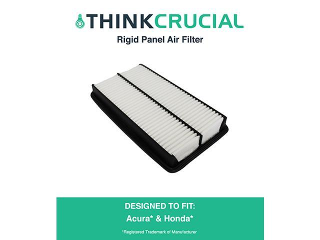 Rigid Panel Air Filter Fits Acura Truck MDX, Honda Truck Odyssey & More, Compare to Part # CA10013 & A25651, Designed & Engineered by Think Crucial photo