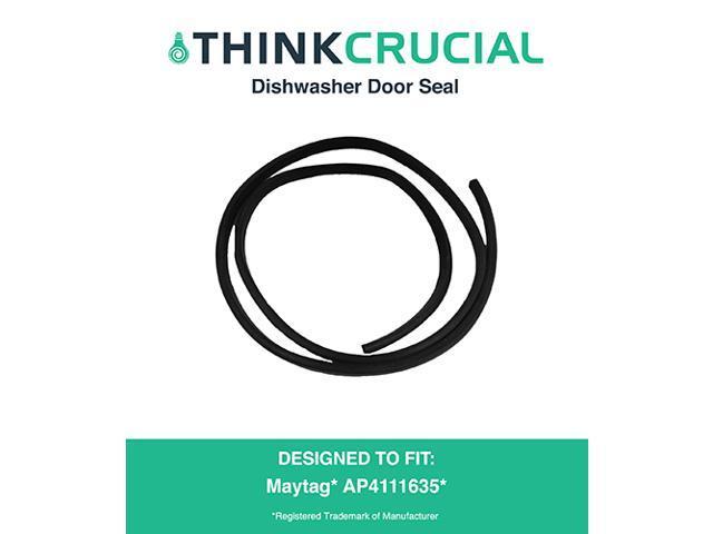 Dishwasher Door Gasket Seal Fits Maytag & Whirpool 902894, AP4111635 & PS2097160 photo