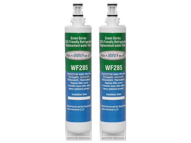 Replacement Water Filter Compatible with Kenmore 50557 Refrigerator Water Filter by Aqua Fresh (2 Pack) photo