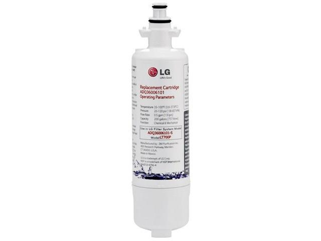 Replacement Water Filter Compatible With LG ADQ36006101 Refrigerator Water Filter photo