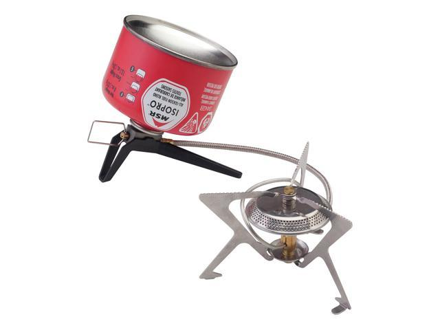 MSR WindPro II Hiking Backpacking Camping Portable Packable Multifuel Cook Stove photo